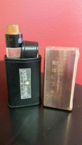 Surge dual 18650 box mods by VHO